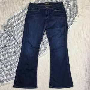 Lucky Brand Sofia Boot Midrise Jeans 32S EUC